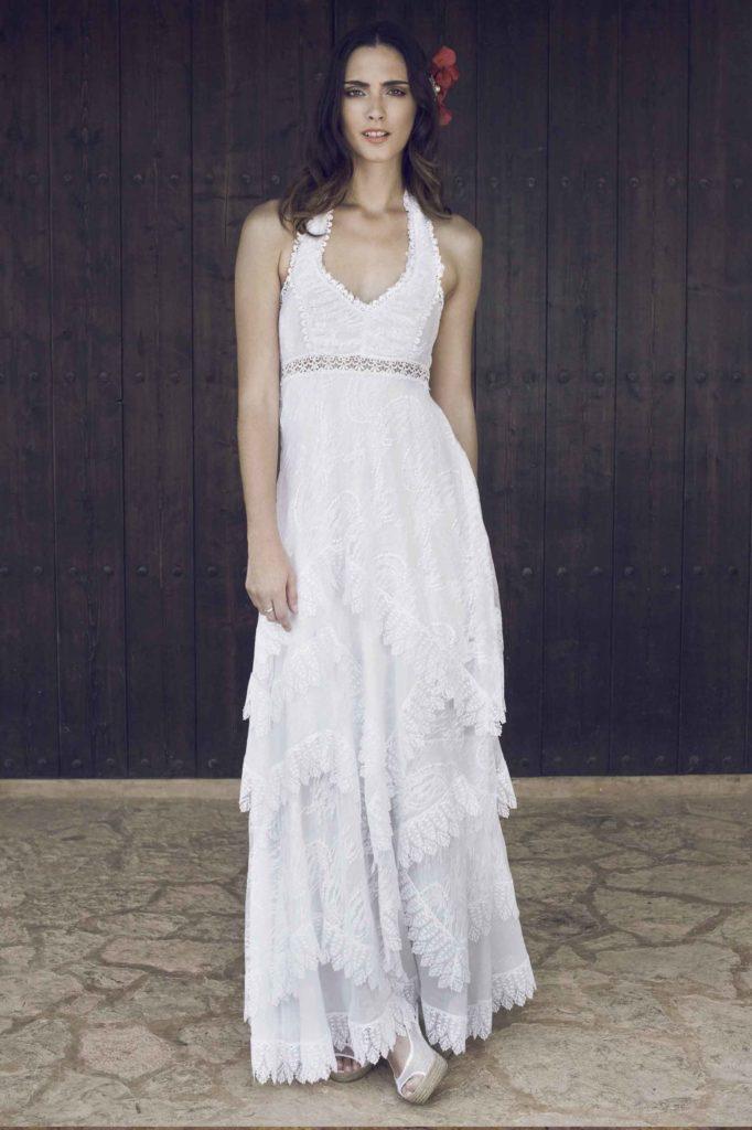 Vestido Picos 00306