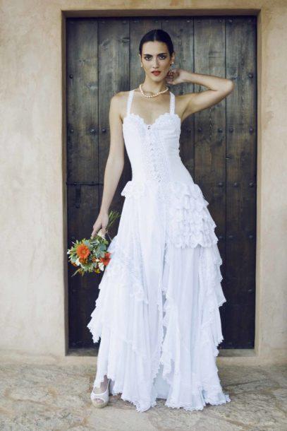 Vestido Pasarela 00309
