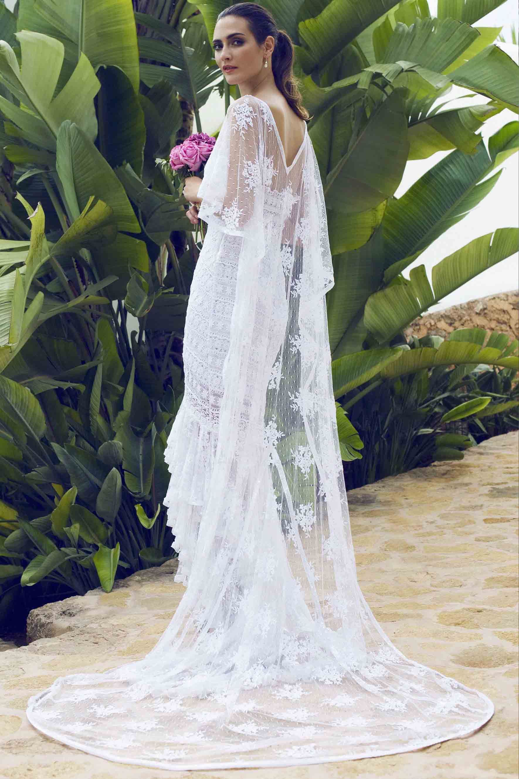 Vestidos novia charo ruiz precios