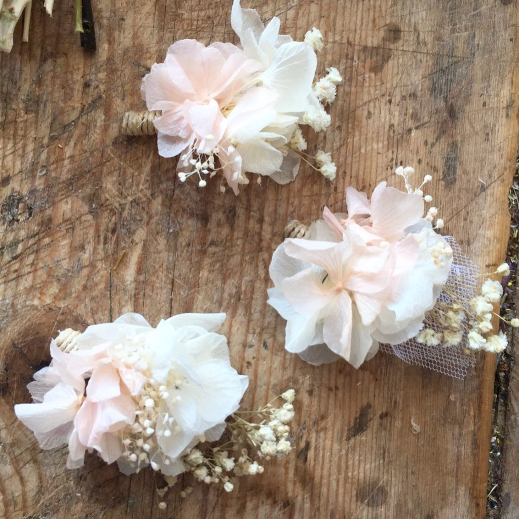 Prendidos en Flor preservada