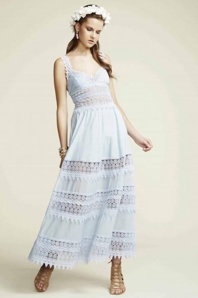 Vestido Puntilla 61630